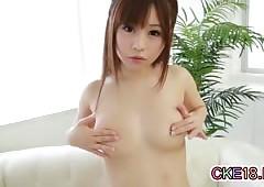 Nubile Japanese Teen Cutie
