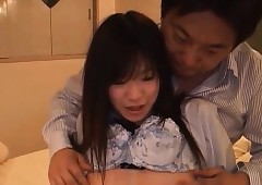 Enticing Japanese Chick Banged