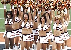 Cheerleader Extort money from..