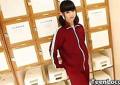 Japanese Teen Unspecified Gets..