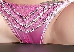 JOI - Cassia Riley, stockings -..