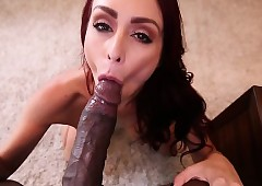 Young unfocused creampie..