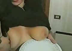 Italian Cuckold foremost anal..