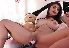 Teen Thither outrageous nipples..