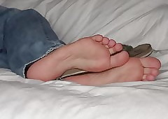 Stinky soles with the addition..