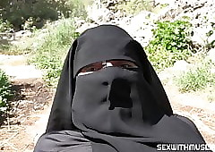 Cum mainly will not hear of niqab