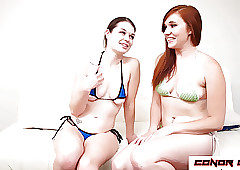 ConorCoxxx-Two cuties in..