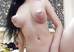 Mei 2 cam Heavy Nipples cute