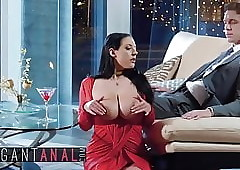 Incomparable Anal - Angela..