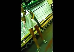 Attack Tow-haired Teen Subte